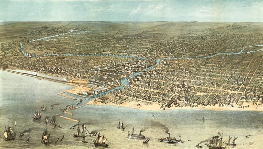 Chicago 1868