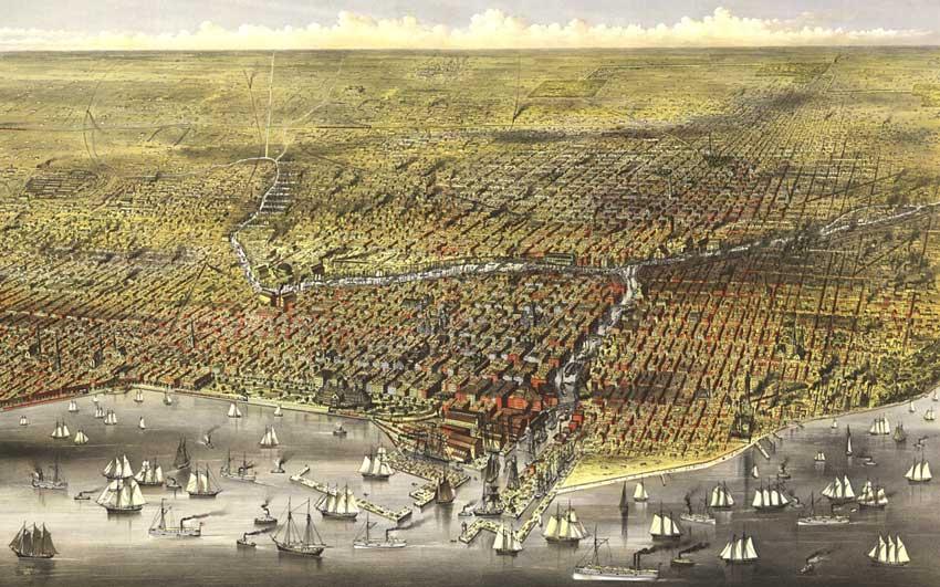 Chicago 1874